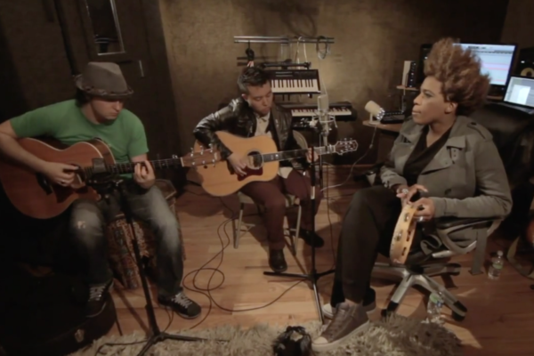 Macy Gray & David Choi | Creep